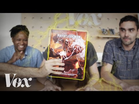 Dungeons and Dragons, explained (видео)
