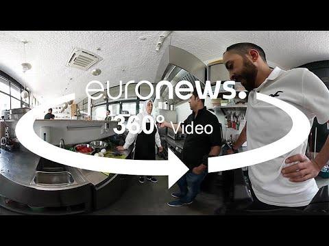 Mezze: Ένα εστιατόριο με γεύσεις από τη Συρία στο κέντρο της Λισαβόνας…
