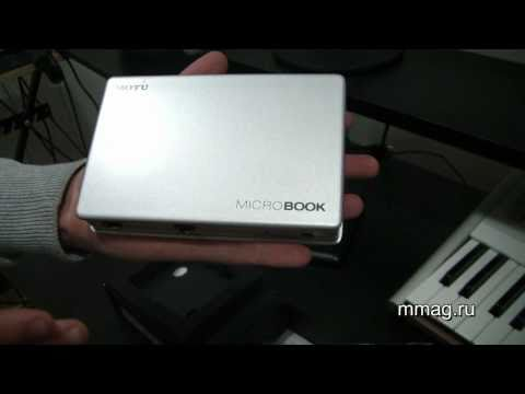 mmag.ru: Motu MicroBook video review