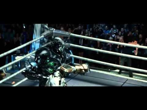 Real Steel- Atom Vs Zeus Final Fight (German)