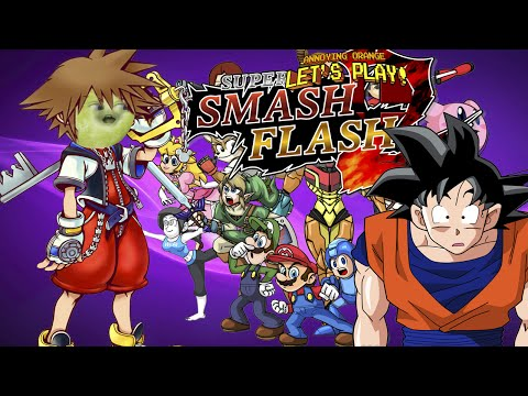 Gaming Grape Plays - SUPER SMASH FLASH 2