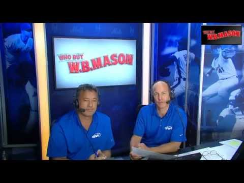 Video: W.B. Mason Post Game Extra: 07/30/14 Mets pound Phillies