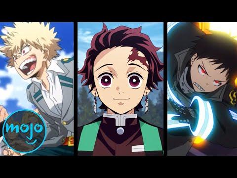 Top 10 Anime of 2019