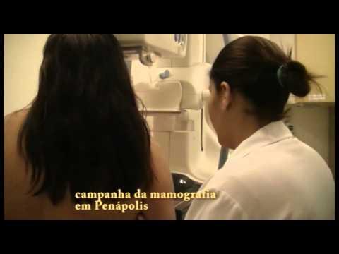 Campanha Câncer de Mamografia em Penápolis