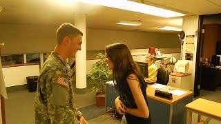 Soldiers Coming Home Surprise Compilation 42