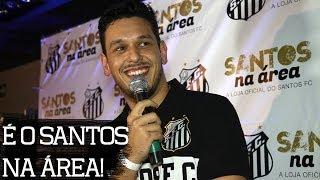 """Lima, Dorval, Mengálvio, Coutinho, Serginho Chulapa e Pepe. """"Entrei no lugar do Rei, que responsabilidade"""", brincou Chulapa..."""