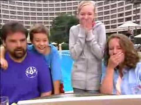 Extreme Makeover: Home Edition Explosion