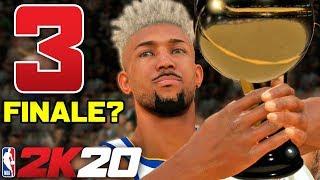 FINITO? CAMPIONI DELLA SUMMER LEAGUE!! E ORA? - NBA 2K20 La Mia Carriera #3