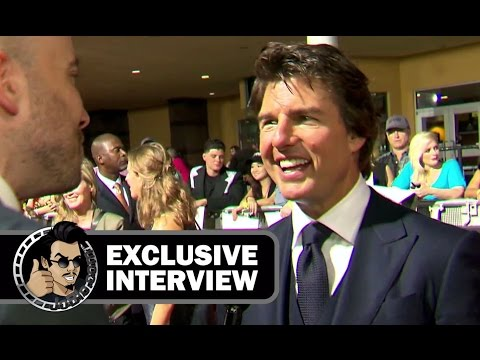 Tom Cruise & More Red Carpet Interviews – Jack Reacher: Never Go Back & Movie Review