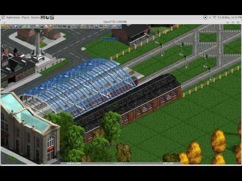 Video of OpenTTD