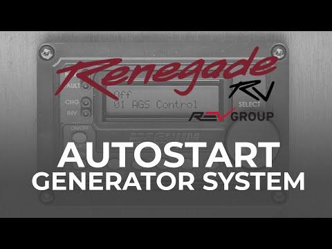 Auto Start Generator System (AGS)