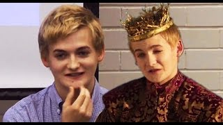 Game of Thrones star Jack Gleeson joined University College Dublin's Q-Soc for an exhaustive interview / Q+A covering his ...
