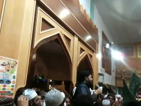 Owais Qadri Naat Mehfil 2010 in UK
