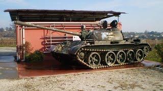 Carro armato a Solighetto