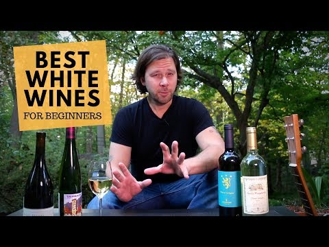 The Best White Wines For Beginners (Series): #2 Pinot Grigio