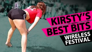 """Kirsty's best bits from Jump Off Twerking Tent at Wireless Music Festival in London, where we hosted Twerking Fitness Classes, Games and Challenges(cup flip, vibration plate squat)Kirsty http://instagram.com/cc_kirstyMusic By Blvk Sheep & AMF  """"Hydra""""https://soundcloud.com/BlvkSheepMusichttps://soundcloud.com/amfofficialDJ: DJ ChillzCamera: Nathalie GordonThanks to http://www.skandika.com for the Vibration Plates.Follow Jump Off TVhttp://facebook.com/JumpOffTVhttp://instagram.com/JumpOffTVhttp://twitter.com/JumpOffTVhttp://www.jumpoff.tvBookings & Business Enquiries info@jumpoff.tv"""