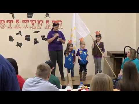 Video: Girl Scout State Fair, 2 of 2