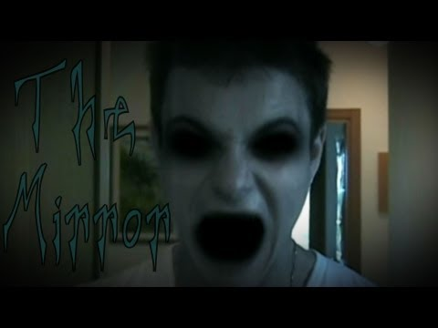 The Mirror (Lo Specchio) (Short Horror Video)