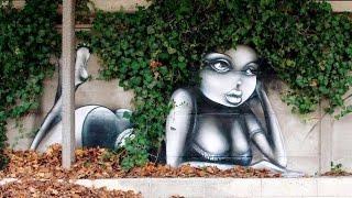 100 exemplos de arte criativa nas ruas