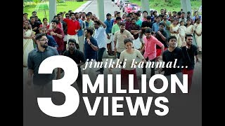 Video Flashmob at Infopark ( Jimikki Kammal  ) - Onam 2017 - by Webandcrafts MP3, 3GP, MP4, WEBM, AVI, FLV Maret 2019