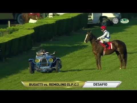 BUGATTI vs REMOLINO - GP Jockey Club 2014