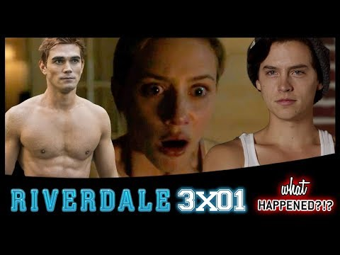 RIVERDALE 3x01 Recap: Archie's Fate & WTF That Ending?!? - 3x02 Promo   What Happened?!?