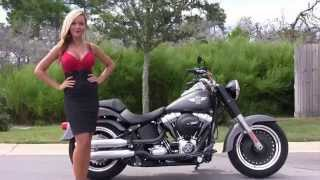 8. New 2016 Harley Davidson FatBoy Low for sale in Panama City Beach FL