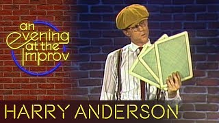 Harry Anderson - An Evening at the Improv