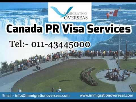 How does Canada PR Visa Immigration Process Work?