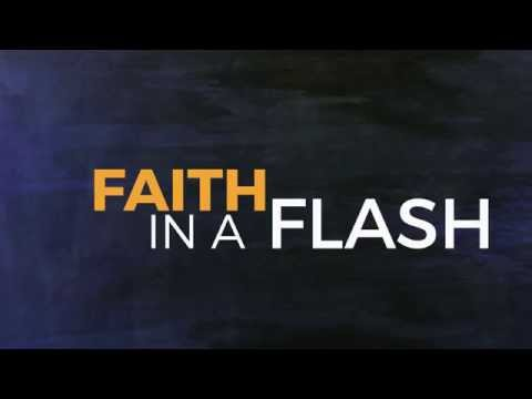 Faith in a Flash – Charlotte – Who is Jesus?