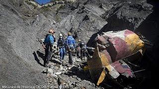 Germanwings uçağının ikinci kara kutusu hasarlı bulundu