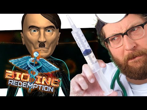 KILLING HITLER | Bio Inc Redemption