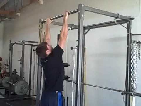 Rise Above Strength – Mountain Climber Pull Ups – Strength Exercise Library