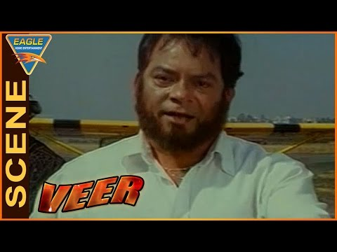 Veer Movie || Ishrat Ali Introduction Scene || Dharmendra || Eagle Hindi Movies