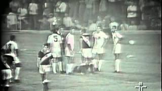 o jogo do milésimo de Pelé, compacto de 25mins VASCO DA GAMA (RJ) 1X 2 SANTOS (SP) Data: 19/11/1969 Local: Estádio do...