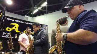 Video NAMM 2017 DIA 1 (day 1) - SANTIAGO PACHECO MP3, 3GP, MP4, WEBM, AVI, FLV Februari 2019
