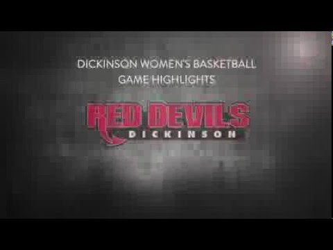 WBB: Dickinson vs. McDaniel