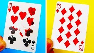10 Magic Card Tricks You Can Do