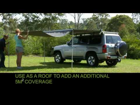 Stand Easy RV 4X4 Awning (Full)