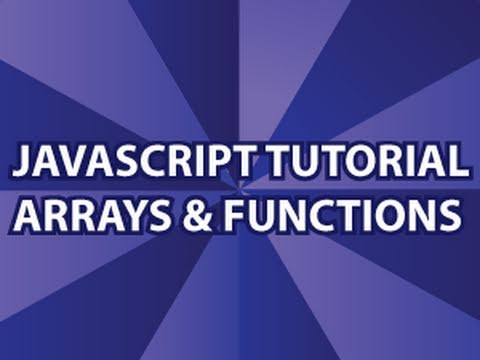 JavaScript Video Tutorial Pt 4