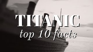 Lego Titanic Sinking: https://www.youtube.com/watch?v=kw0_wbl8TlITitanic not as famous as the films make out. Her sister ship Olympic made the same maiden voyage a year earlier and the newspapers at the time had to use pictures of that ship as they didn't have pictures of the titanic.Titanic had four smokestacks, but only three of them were actually functional, the one closest the rear was purely for show!Nobody ever claimed the titanic was unsinkable! In one magazine article it was claimed that it was practically unsinkable with all the watertight doors shut.The lookout crew couldn't have seen the fatal iceberg, because they didn't have any binoculars. They were locked in a cupboard and nobody could find the key.The Titanic used 825 tons of coal a day. That's the same weight as 840000 kg bags of sugar. That doesn't help.Microbes are eating the Titanic and it's reckoned that the wreckage will be gone in about 20 years from now.The 1997 movie Titanic cost more than the ship itself cost to build.It took 73 years before the wreckage of the Titanic was located, in 1985.There was supposed to be a lifeboat practice less than a day before Titanic sunk, but it was cancelled.12 dogs on the titanic, but only three survived.