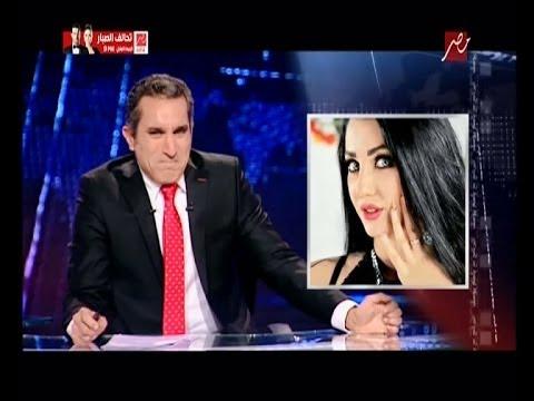 باسم يوسف حزين على ترحيل صافينار