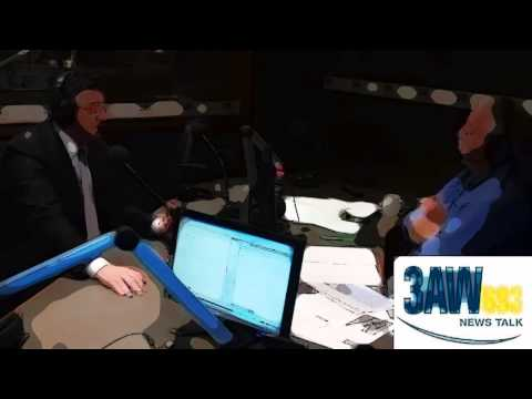 Neil Mitchell 3AW, tool of the week calls Andrew Dimitriou a  fat wog