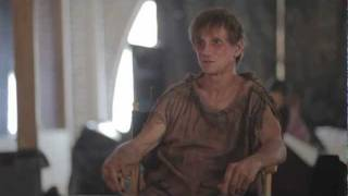 Apostle Peter And The Last Supper - Behind The Scenes 3