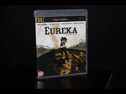 Eureka 1983 - Masters of Cinema UK  Blu-ray Unboxing