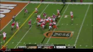 Ryan Shazier vs Clemson (2013)