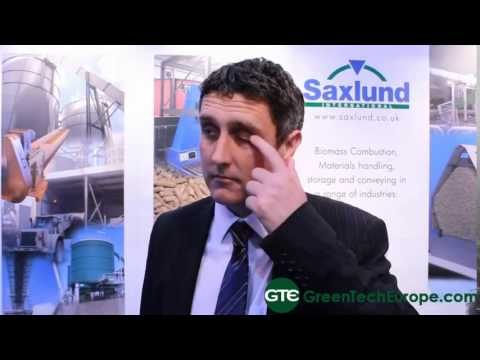 Saxlund International Interview: Biomass