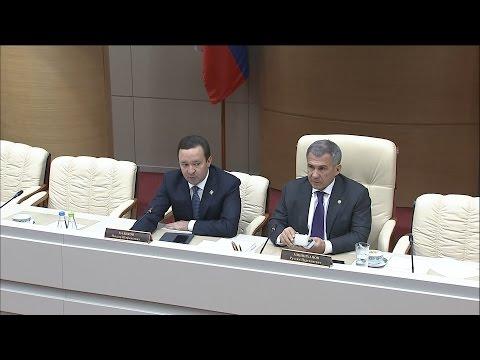 0:04 / 3:56 Ильдар Халиков поручил проверить деятельность молочных трейдеров