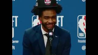 Coby White Had The Best Reaction To UNC Teammate Cam Johnson Getting Drafted by Bleacher Report