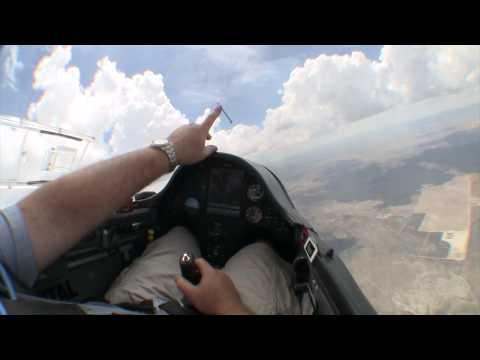 Sailplanes - Shot inside a modern high performance glider cockpit at 12000 ft and explains the basics of glider instruments and soaring in a sailplane. If you have ever ...